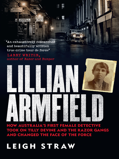 Lillian Armfield