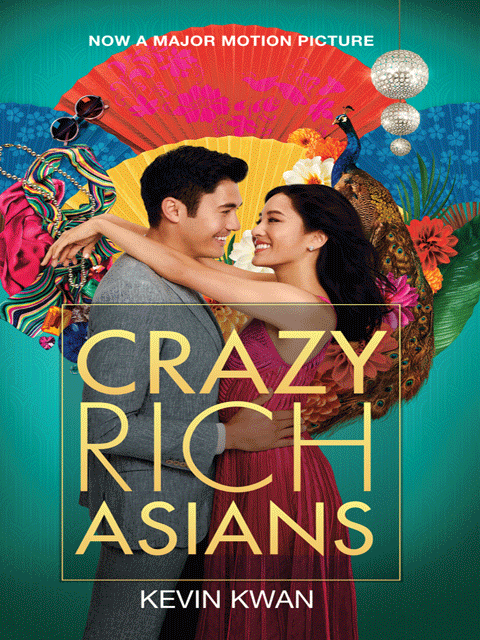 Crazy Rich Asians Film Tie-In
